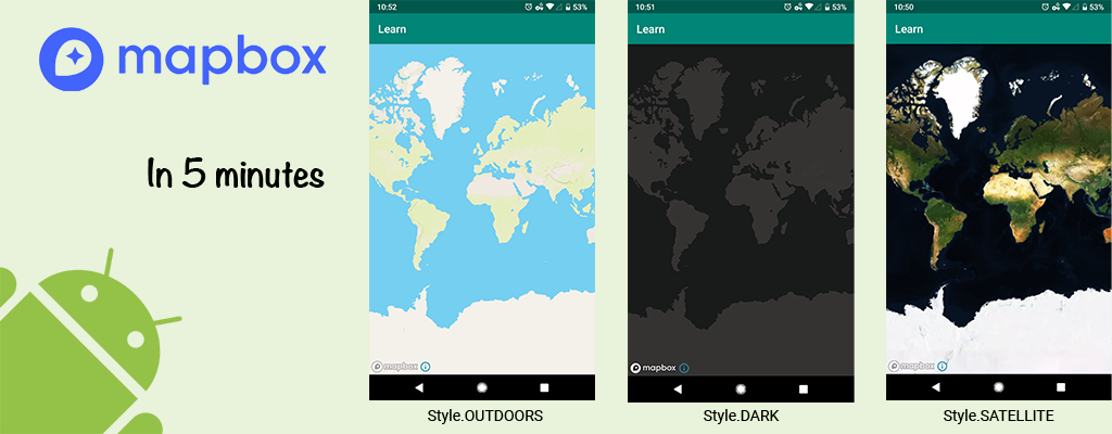 Add a Map to Your Android App With Mapbox and Kotlin :: ben lc
